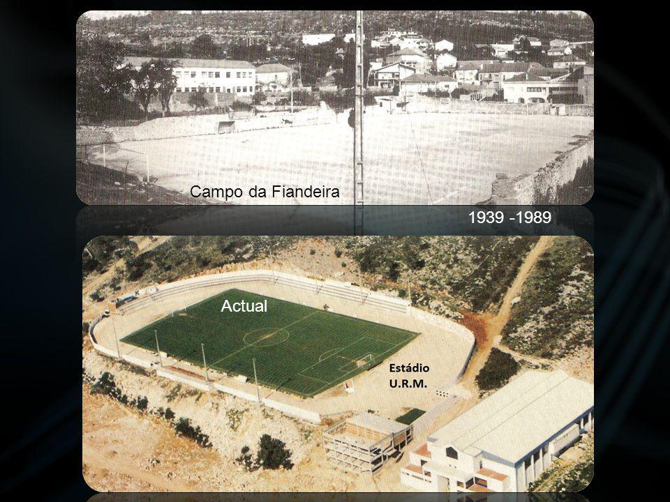 É então que a firma Justo Ramos Gomes & Comp. ( Fiandeira Mirense) começa a construir um campo de jogos num dos terrenos que possuía. Este campo seria