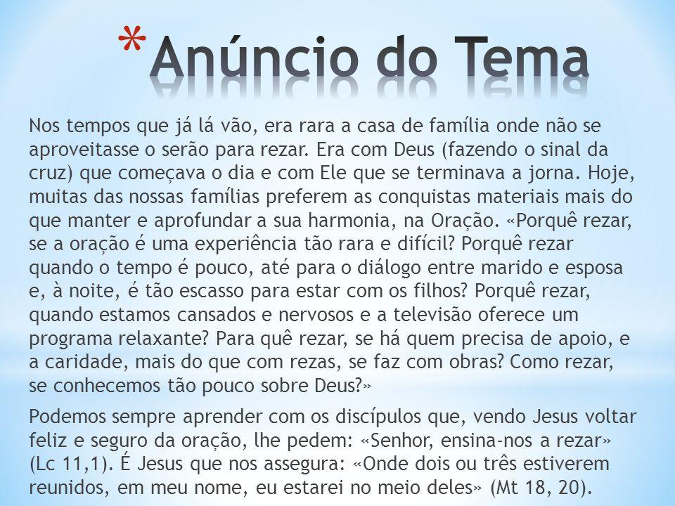 Animador(a) – Vinde, Espírito Santo, e enchei o coração dos vossos fiéis.