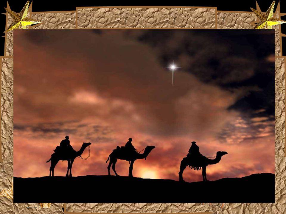 """No Evangelho, vemos a concretização dessa promessa: ao encontro de Jesus vêm os """"magos"""" do oriente, representantes de todos os povos da terra… Atentos"""