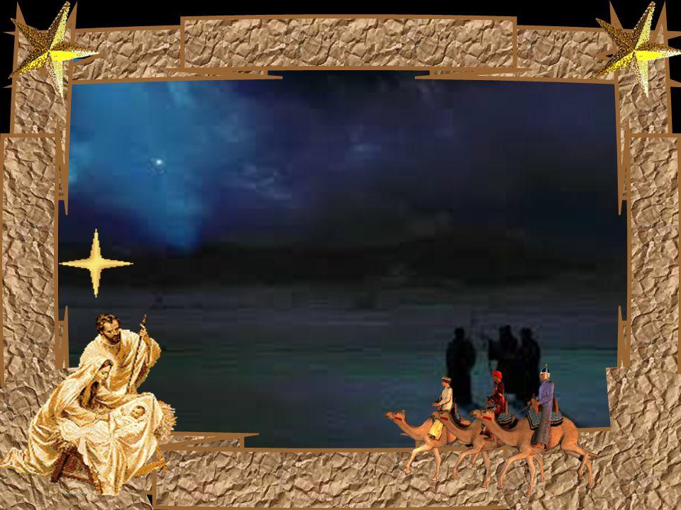 PALAVRA DE VIDA. A caminho da estrela… Os magos tinham o hábito de perscrutar os astros. Eles viram uma estrela, sem dúvida nova para os seus olhos, e