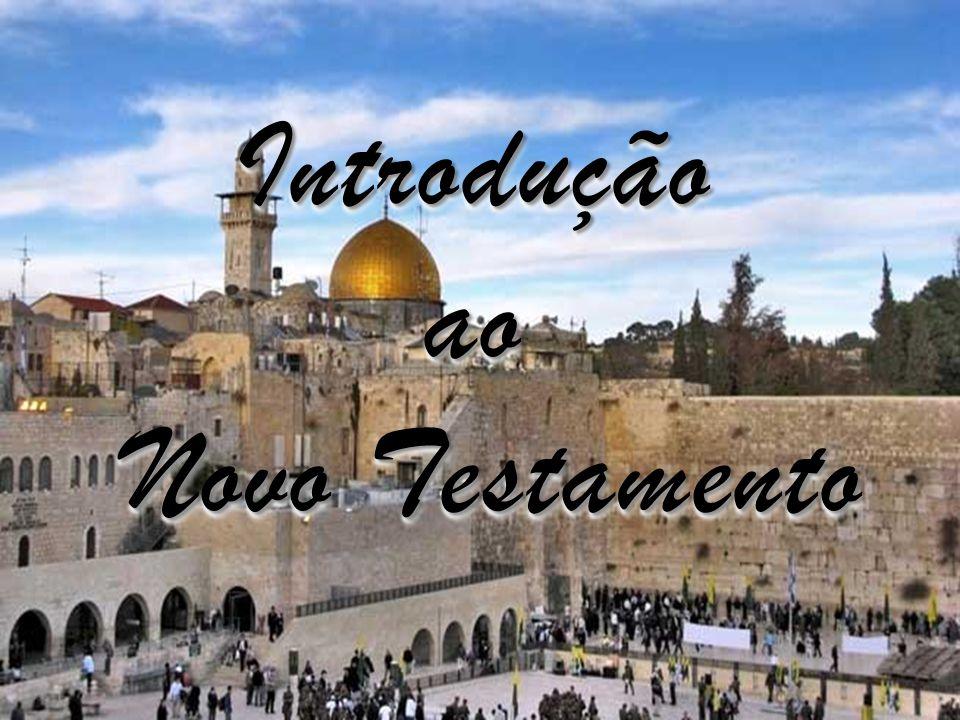 Introduçãoao Novo Testamento Novo TestamentoIntroduçãoao
