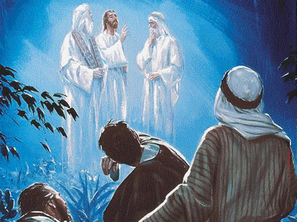 Na caminhada para a Páscoa, somos também convidados a subir com Jesus a montanha e, na companhia dos 3 discípulos, viver a alegria da comunhão com ele.