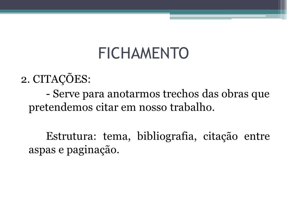 FICHAMENTO 2.