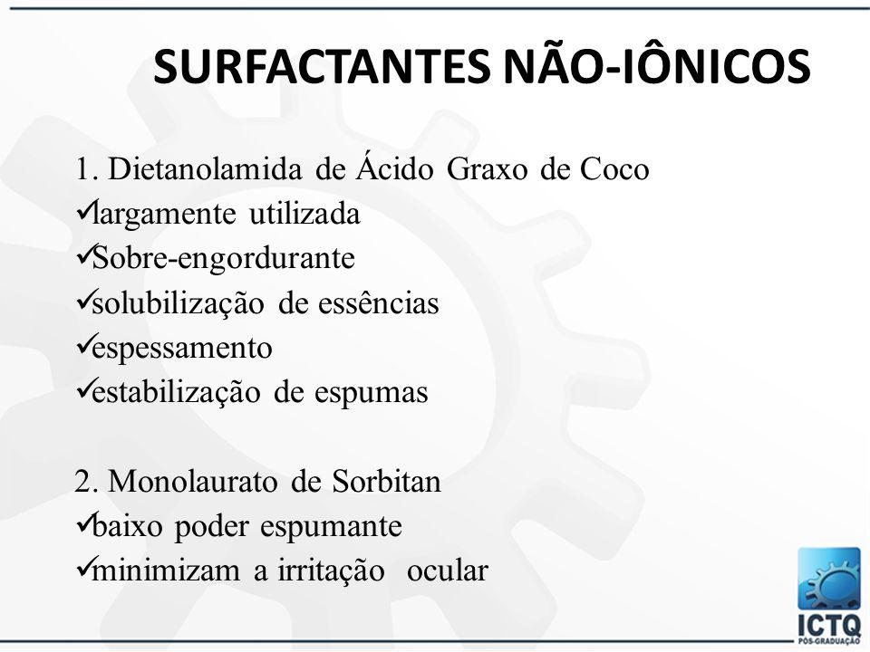 SURFACTANTES ANIÔNICOS 3.