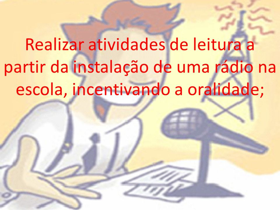 A utilização das diferentes mídias no universo educacional deverá ampliar o conhecimento,o acesso a informação,diminuir a distância,facilitar a aprendizagem e, sobretudo, garantir a capacidade de manter, permanentemente viva no aluno, a interação indivíduo-indivíduo,indivíduo-sociedade ou, ainda melhor, indivíduo-mundo.¨ (Maria de Nazareth Machado de Machado de Barros Vasconcelos em Gestão de sistemas Educacionais,2009).
