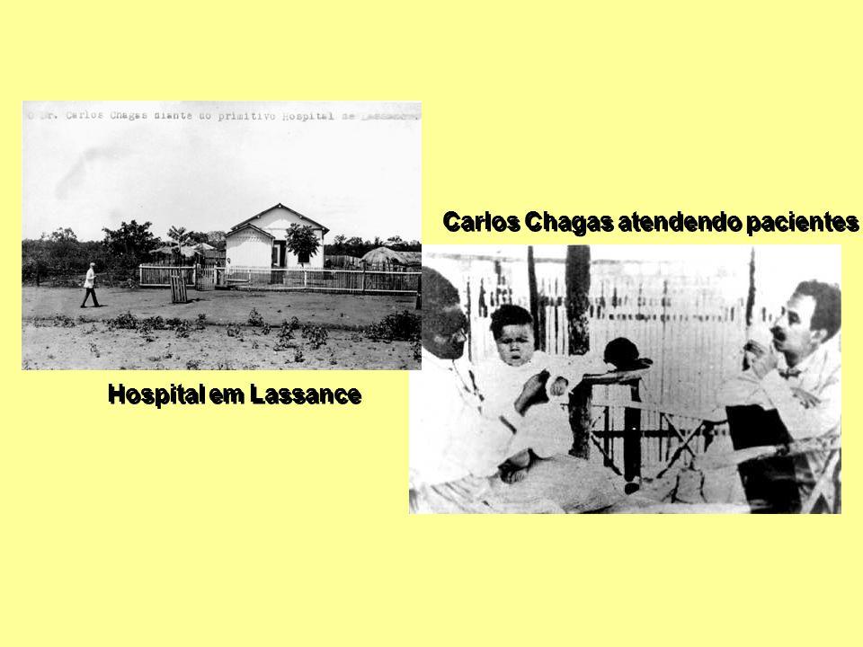 Epidemiologia Prevalência nas Américas do Sul e Central, onde o número de casos é estimado em 15-20 milhões.