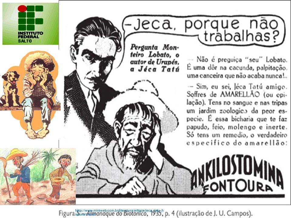 http://www.miniweb.com.br/literatura/artigos/jeca_tatu_h istoria1.html