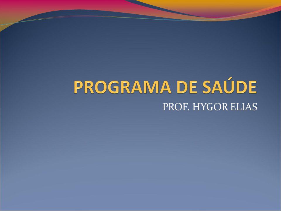 PROF. HYGOR ELIAS