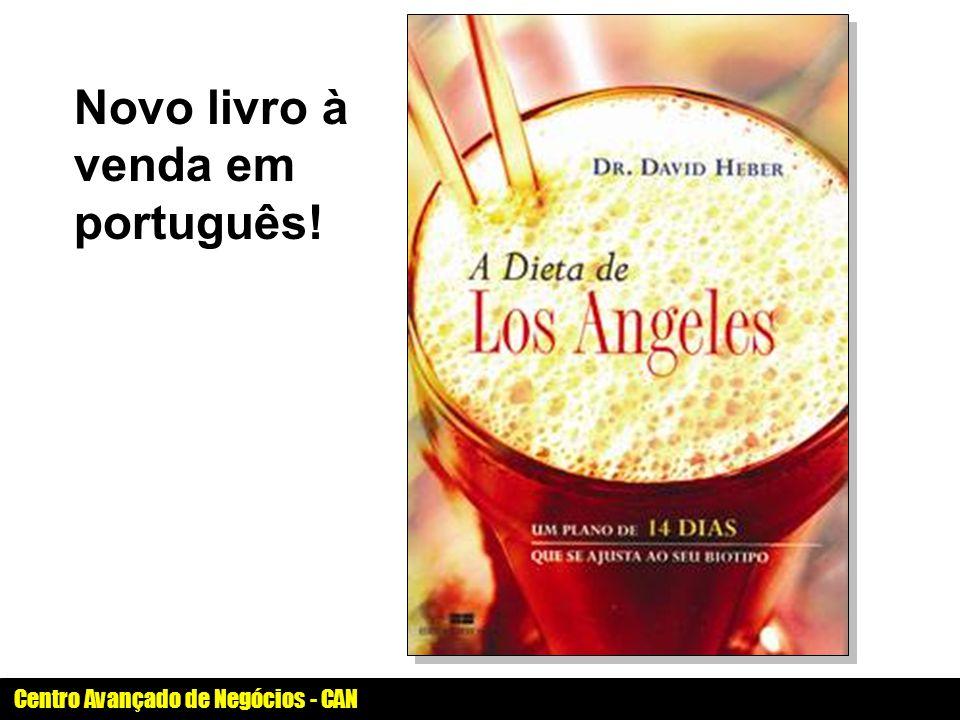 Centro Avançado de Negócios - CAN Novo livro à venda em português!