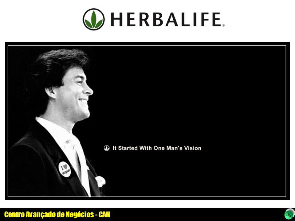 Centro Avançado de Negócios - CAN Tudo começou com a Visão de um Homem!