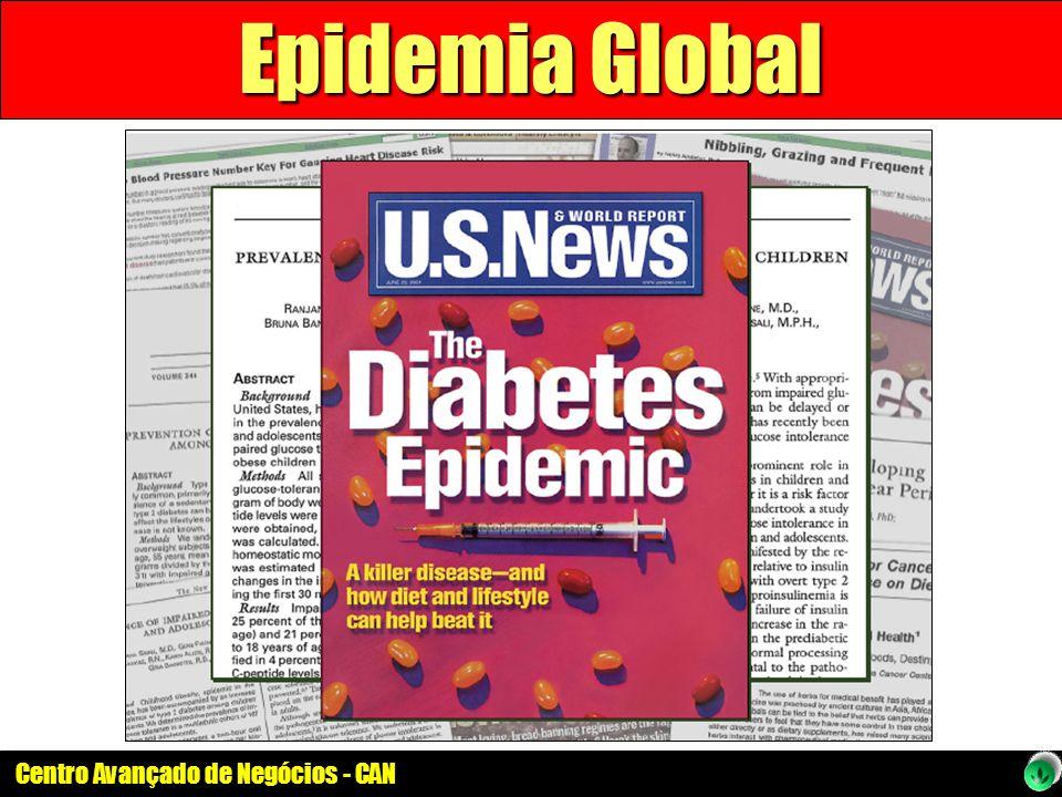 Centro Avançado de Negócios - CAN Epidemia Global