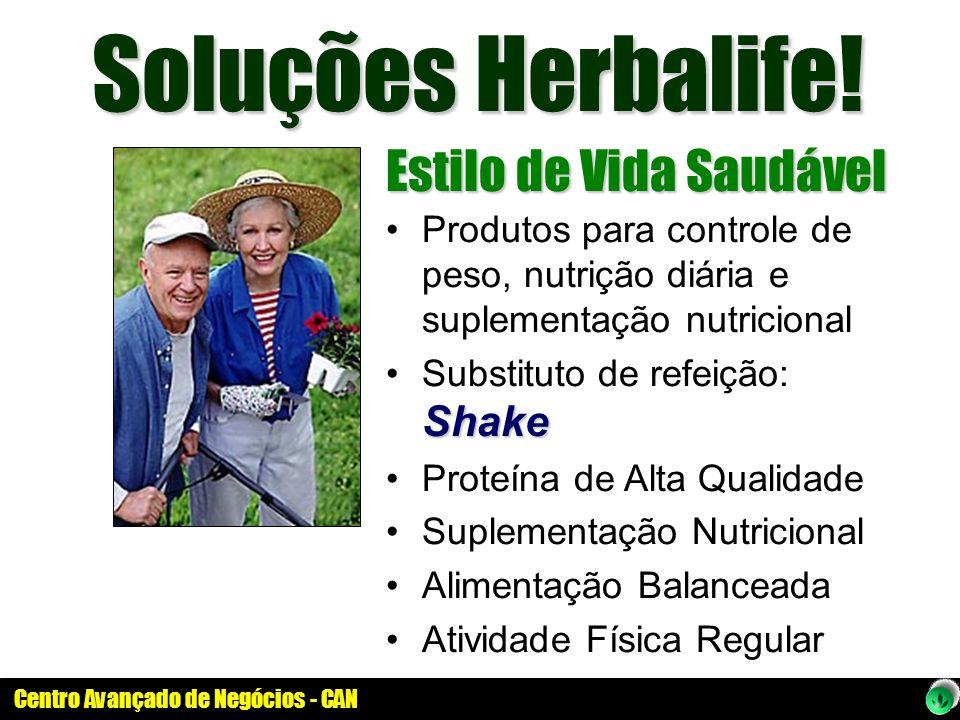 Centro Avançado de Negócios - CAN Soluções Herbalife! Produtos para controle de peso, nutrição diária e suplementação nutricional ShakeSubstituto de r