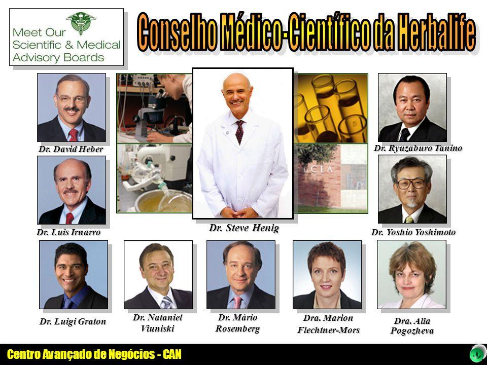Centro Avançado de Negócios - CAN Dr. David Heber Dr. Luis Irnarro Dr. Luigi Graton Dr. Nataniel Viuniski Dr. Mário Rosemberg Dra. Marion Flechtner-Mo