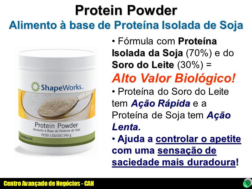 Centro Avançado de Negócios - CAN Protein Powder Alimento à base de Proteína Isolada de Soja Proteína Isolada da Soja Soro do Leite Fórmula com Proteí