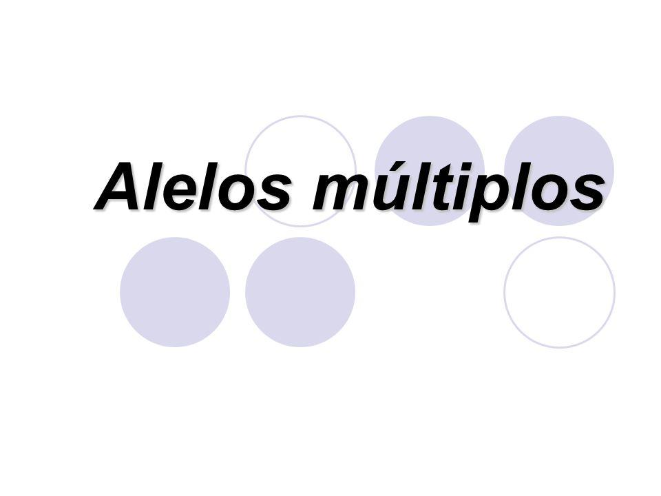 Introdução Genes alelos Genes alelos são aqueles que atuam no mesmo caráter e estão presentes nos cromossomos homólogos.
