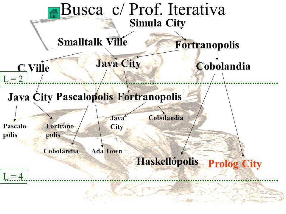 Busca c/ Prof.