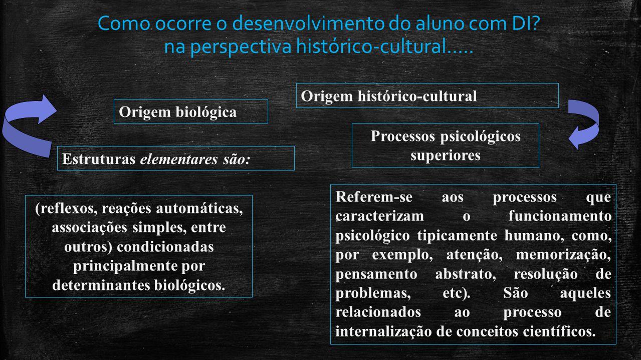 Estruturas elementares são: (reflexos, reações automáticas, associações simples, entre outros) condicionadas principalmente por determinantes biológic