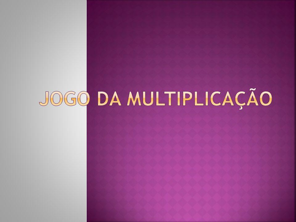  O Presente jogo aborda o tema Jogo da multiplicação para crianças de diferentes níveis de pessoas este jogo tem por objetivo criar com vínculo entre as crianças e a matemática especificamente na tabuada de multiplicação.