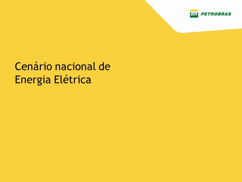 Cenário nacional de Energia Elétrica