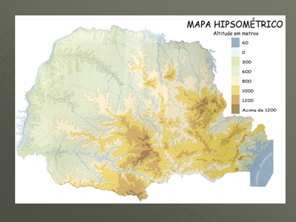   Depósitos de xisto, calculado em 200 milhões de toneladas, localizado no subsolo do Planalto dos Campos Gerais, sendo explorado pela PETROBRAS através da Usina Piloto de Irati.
