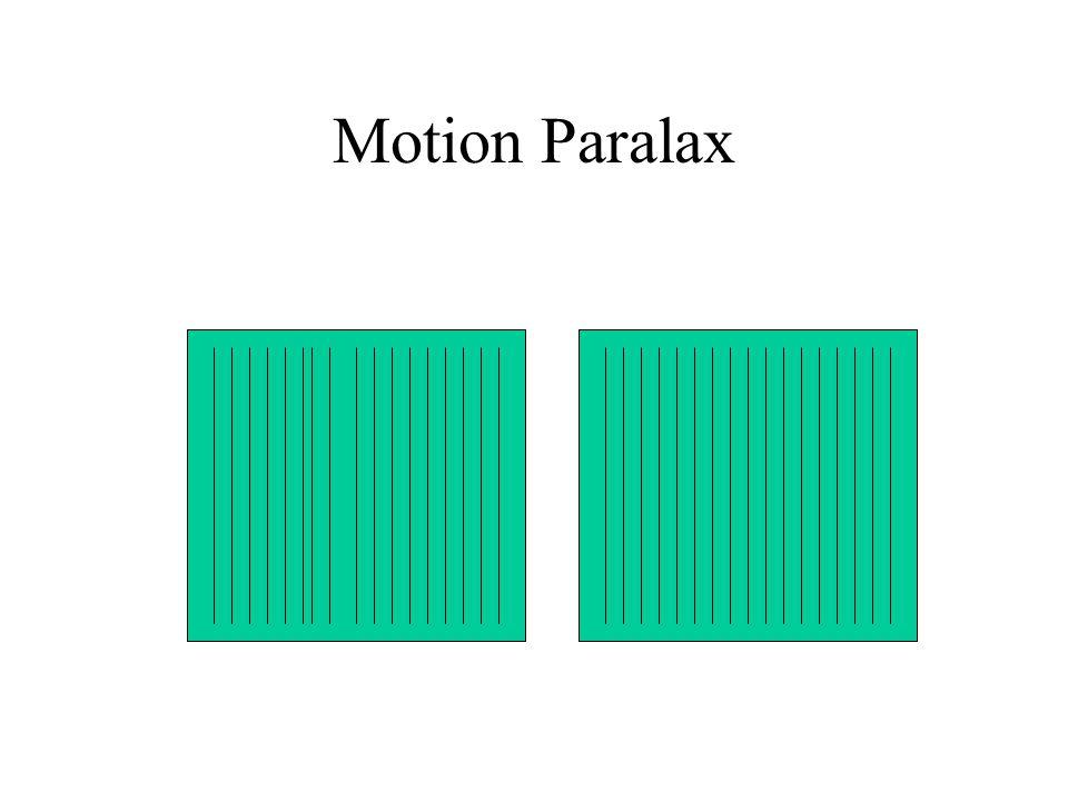 Diferenças principais de estéreo Correspondência: –Uma vez que imagens são tomadas a uma taxa alta, disparidades são muito menores que em estéreo Reconstrução: –Diferente de estéreo, o deslocamento 3D entre a cena e a câmera não é necessariamente causado por uma transformação 3D de corpo rígido