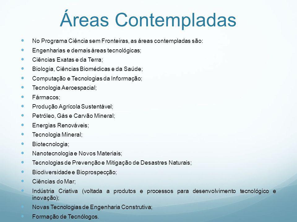 Data Mart do Ciência sem Fronteiras (consolida dados de bolsas implementadas pelo CNPq e CAPES) - Dados atualizados até Novembro/2014