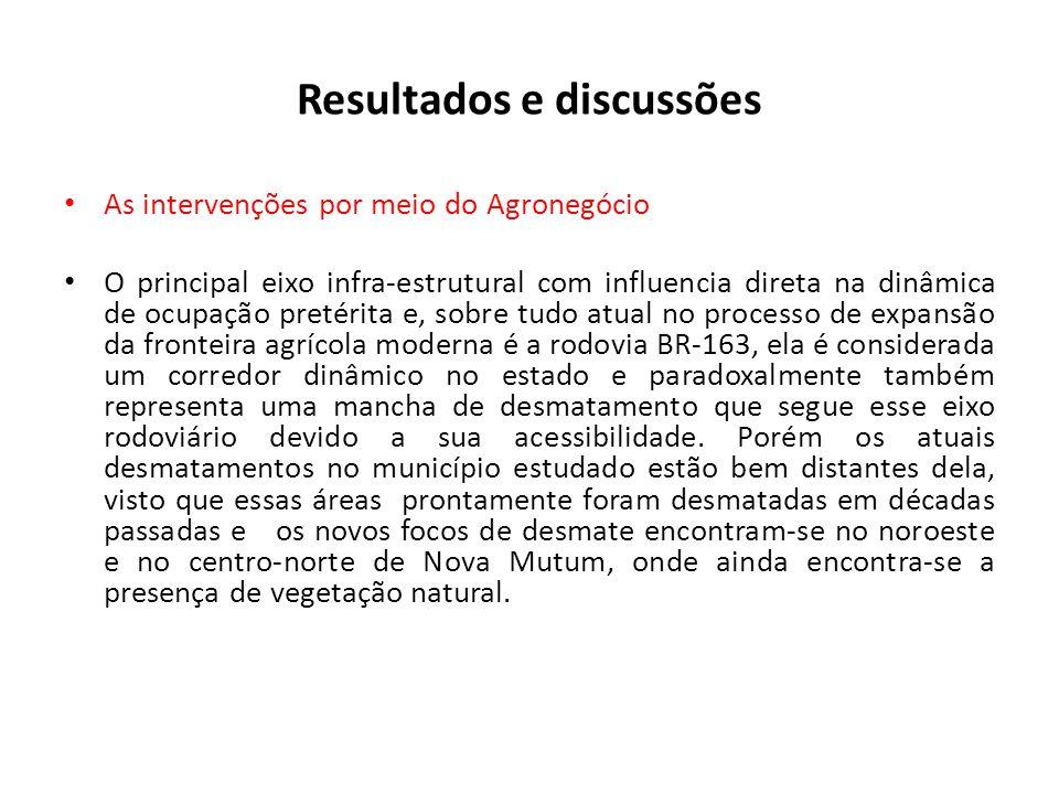 Figura 12 - Silos de tradings ao longo da rodovia BR-163 no Mato Grosso Fonte: ICV, [s. d.].
