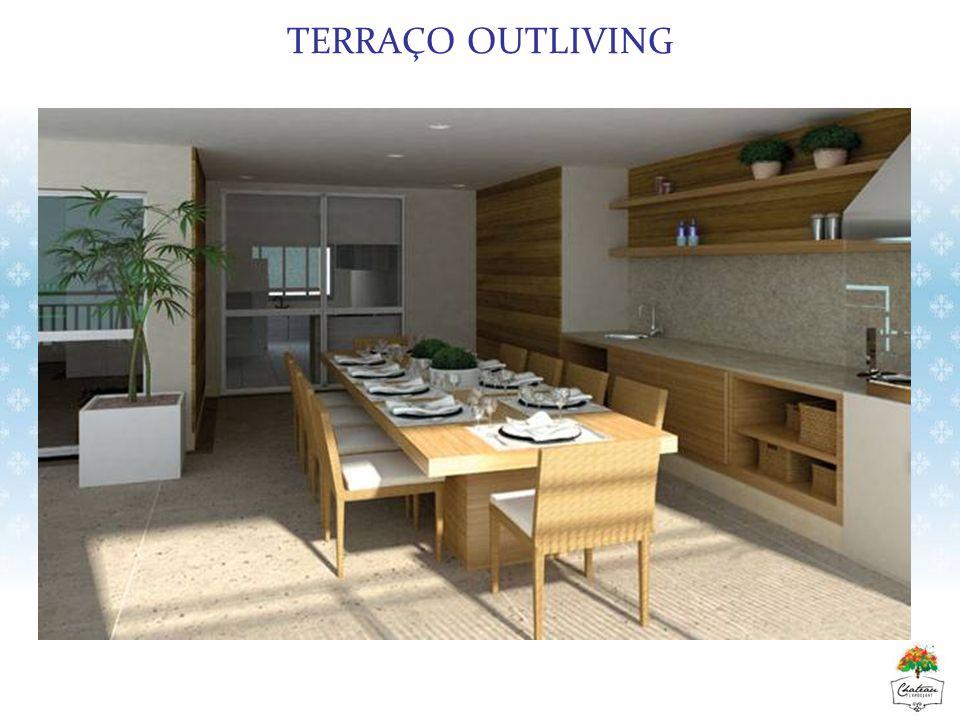 TERRAÇO OUTLIVING