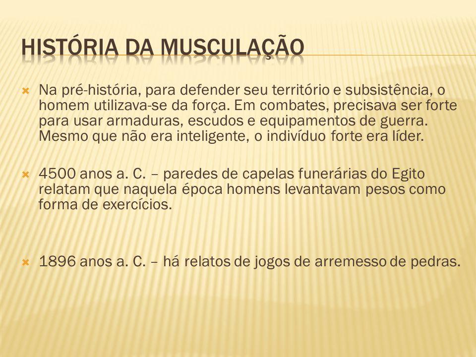  Os músculos do corpo humano funcionam como uma espécie de motor bioquímico.