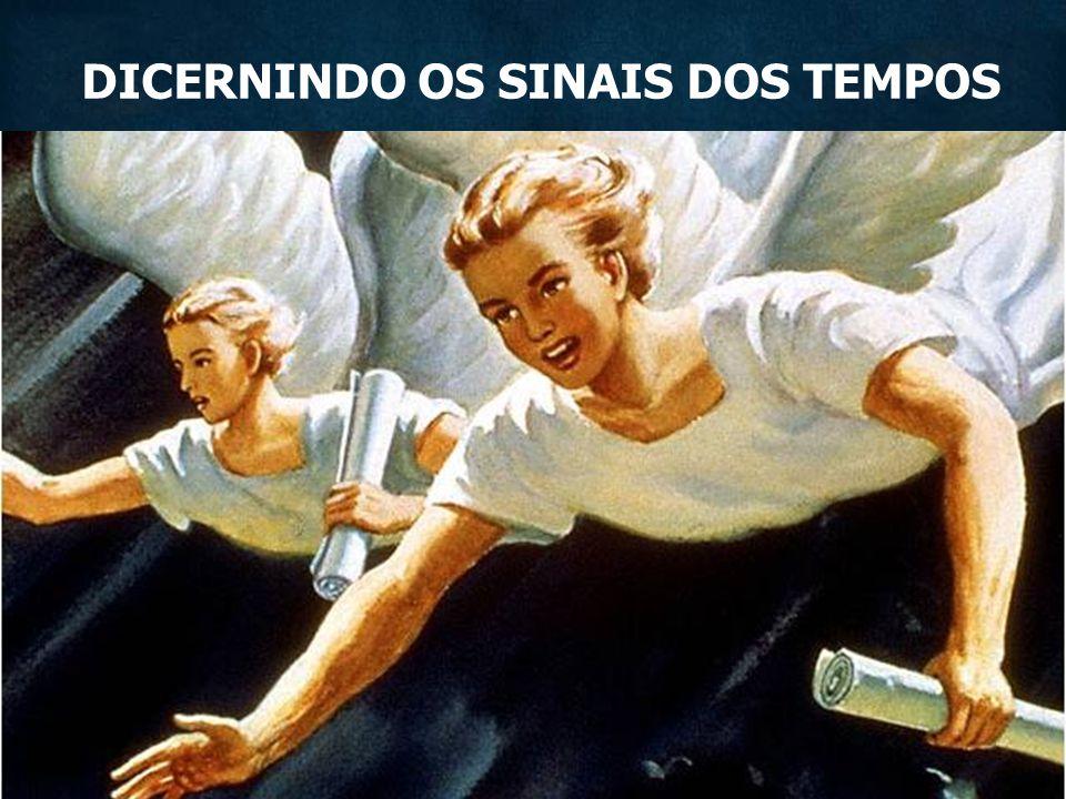 DICERNINDO OS SINAIS DOS TEMPOS