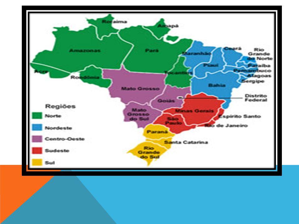 Com as mudanças da Constituição de 1988, ficou definida a divisão brasileira que permanece até os dias atuais.
