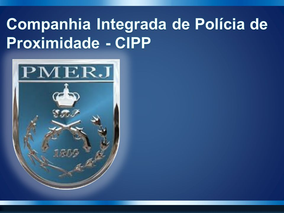 Tornar-se a unidade operacional básica da PMERJ, descentralizada do Batalhão, com autonomia operacional e responsabilidade territorial, a partir da experiência UPP.