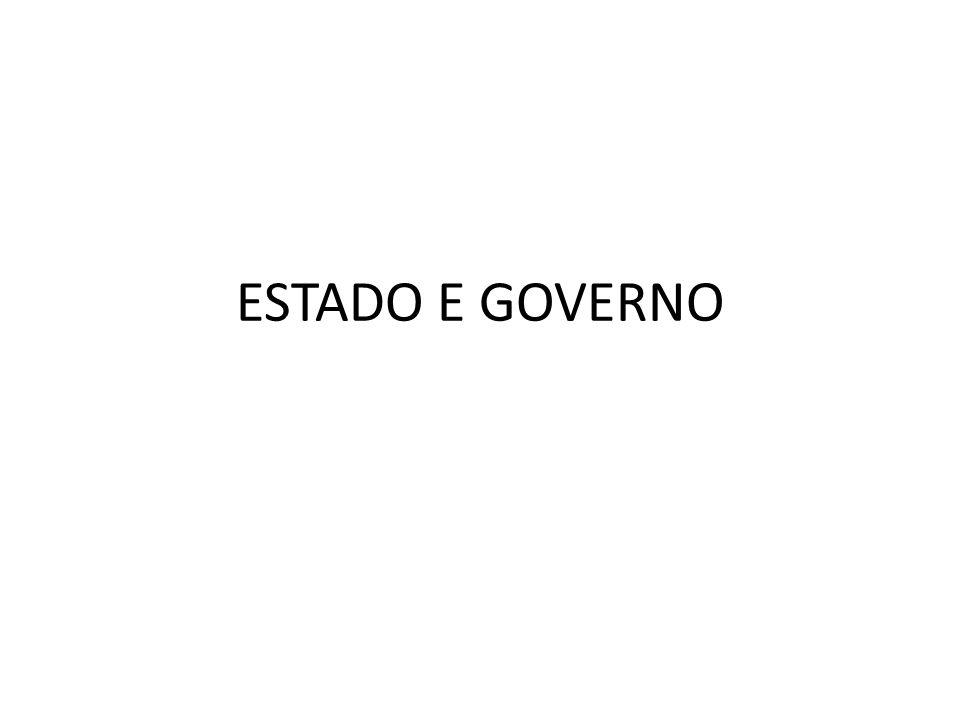 FEDERALISMO É a denominação feita à relação entre as diversas unidades da Federação, tanto entre si, quanto com o Governo Federal.