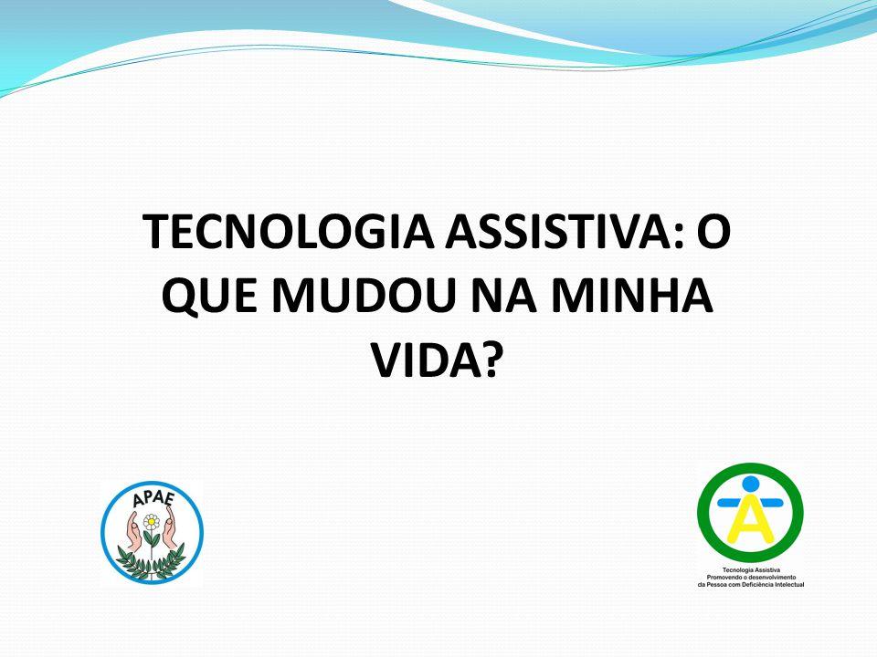 Apresentação Tiago Henrique Ribeiro, 23 anos, deficiente intelectual, é aluno da E.E.