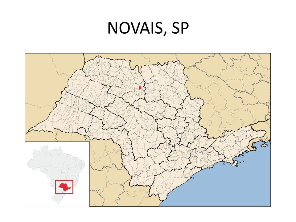 NOVAIS, SP