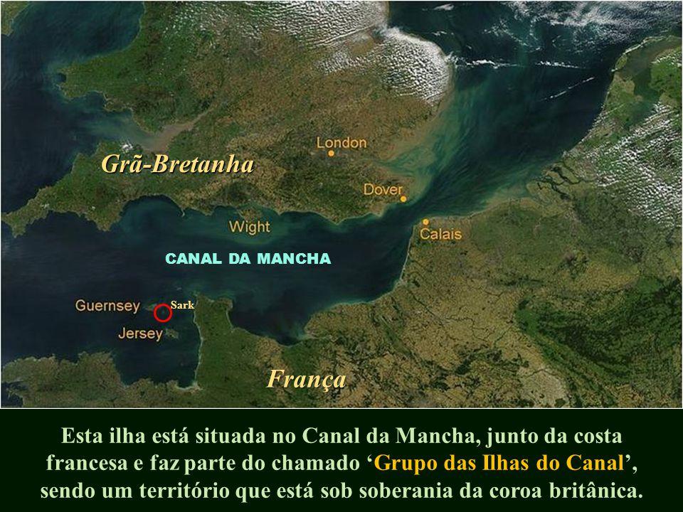 A ilha da Europa que foi sempre governada em regime feudal, que só terminou na 1ª década do séc.