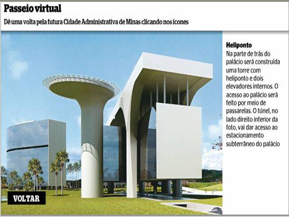 Divulgado com cautela pelo governo, o custo de R$ 1,2 bilhão da Cidade Administrativa diz respeito apenas à parte de construção civil. Depois disso, c