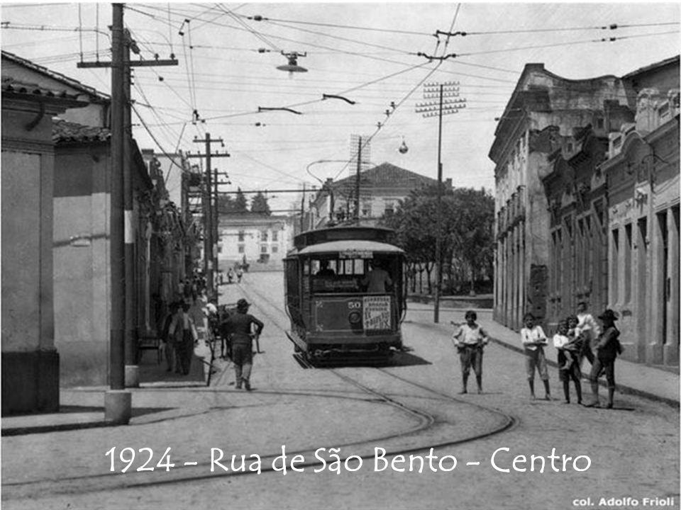 Rua de São Bento - Centro
