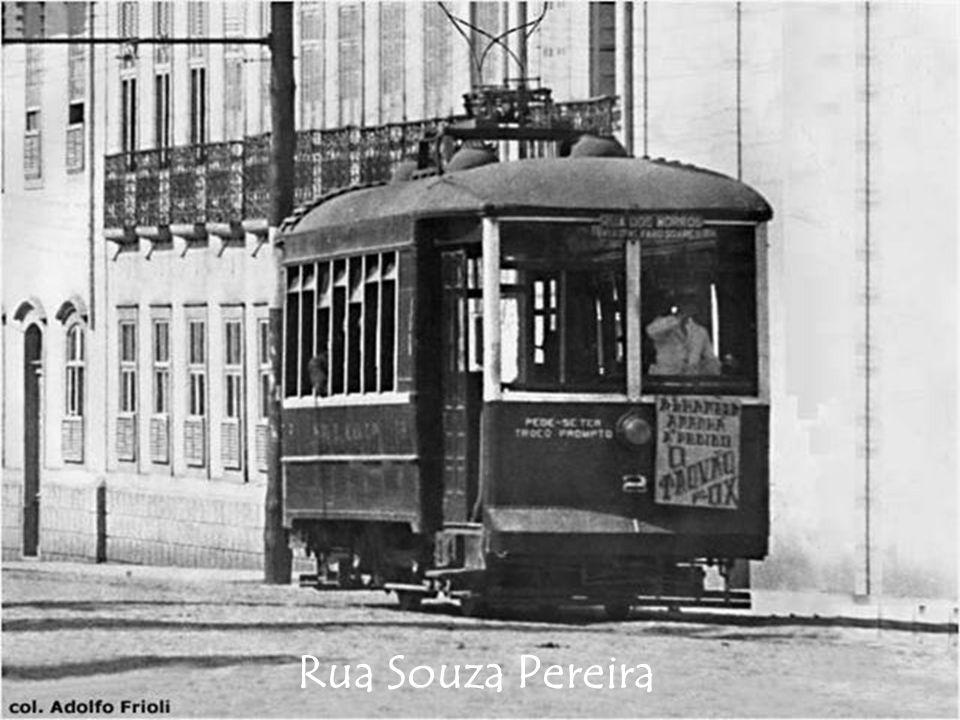 1924 - Rua de São Bento - Centro