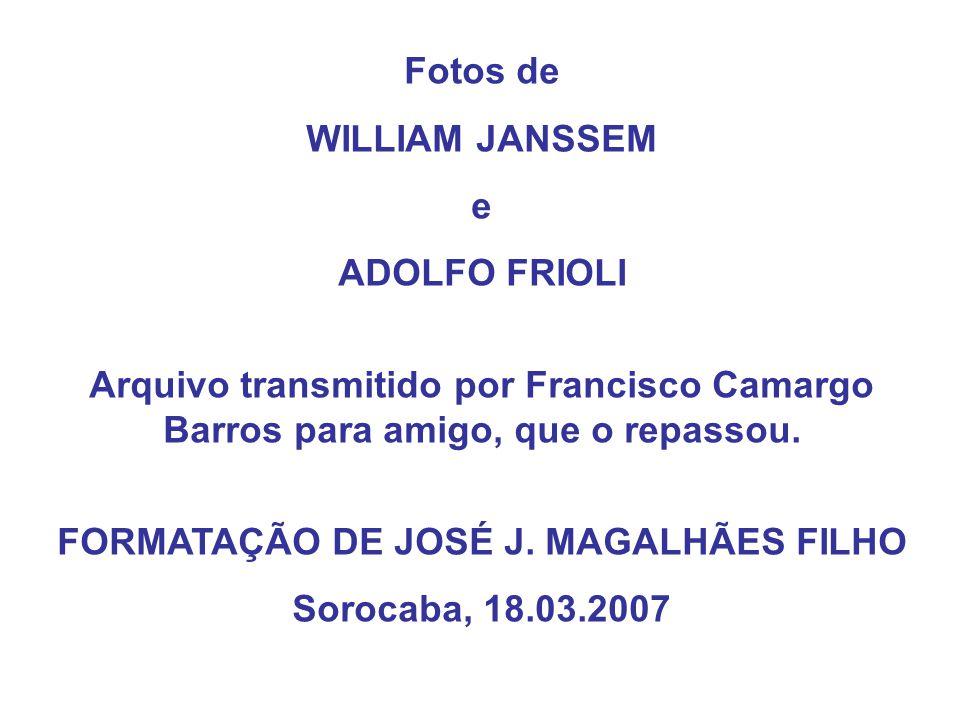 BONDE ASSIS MACHADO, NA RUA DE SÃO BENTO, CENTRO (Adicionada à este arquivo)