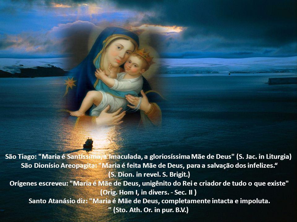 A Doutrina dos Santos Padres Vejamos o que diz o Apóstolo Santo André:
