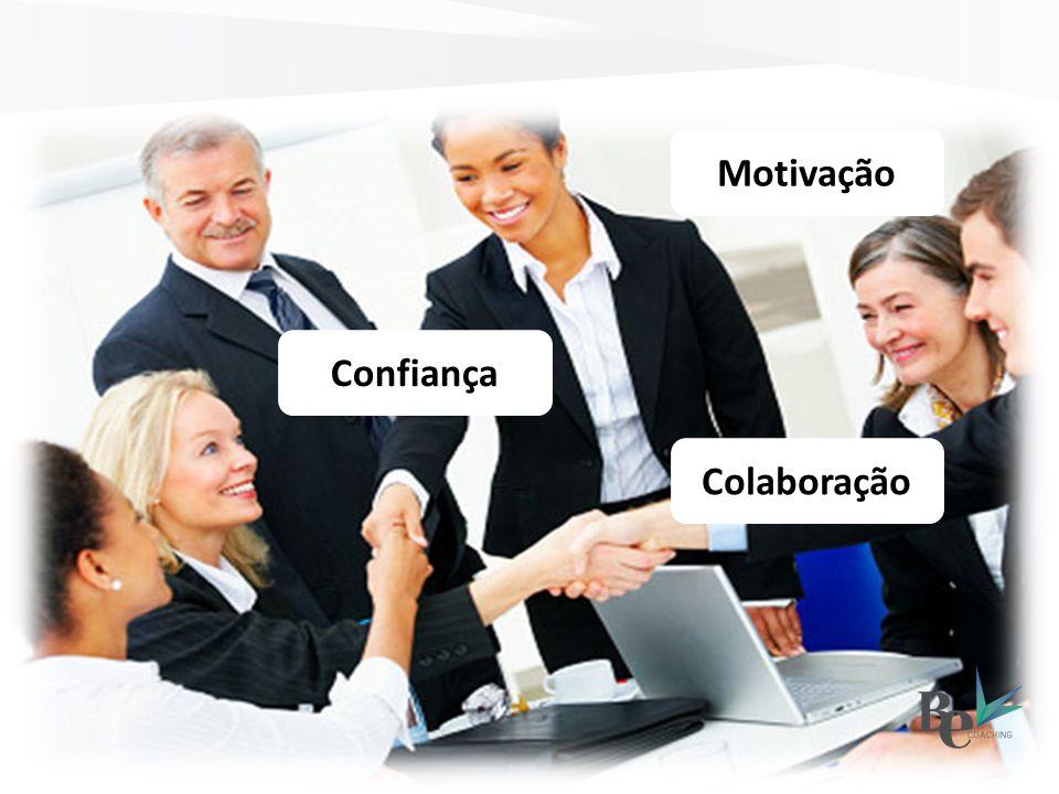 Confiança Motivação Colaboração