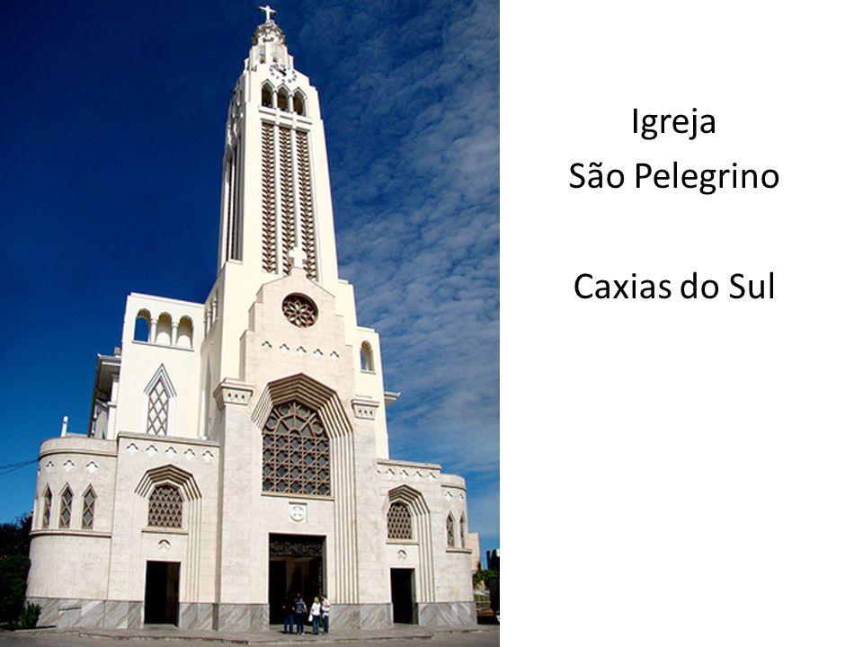 Igreja São Pelegrino Caxias do Sul