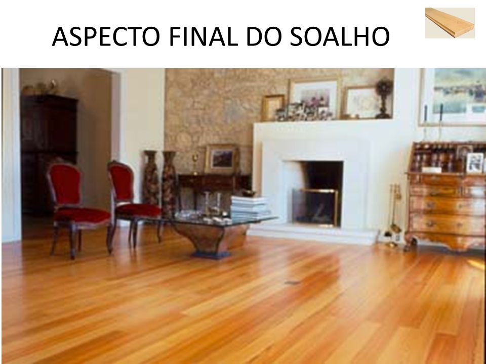 ASPECTO FINAL DO SOALHO