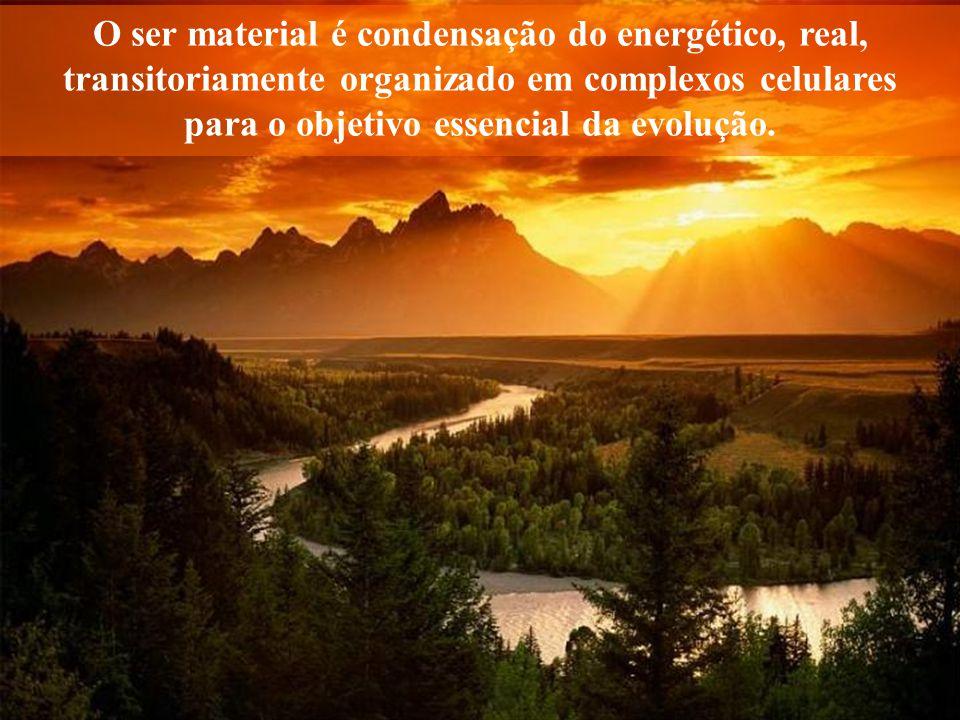 A oração sincera, feita de entrega íntima a Deus, desenvolve a percepção de realidades normalmente não detectadas, que fazem parte do mundo extrafísic