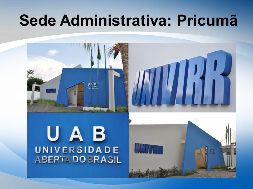 Sede Administrativa: Pricumã