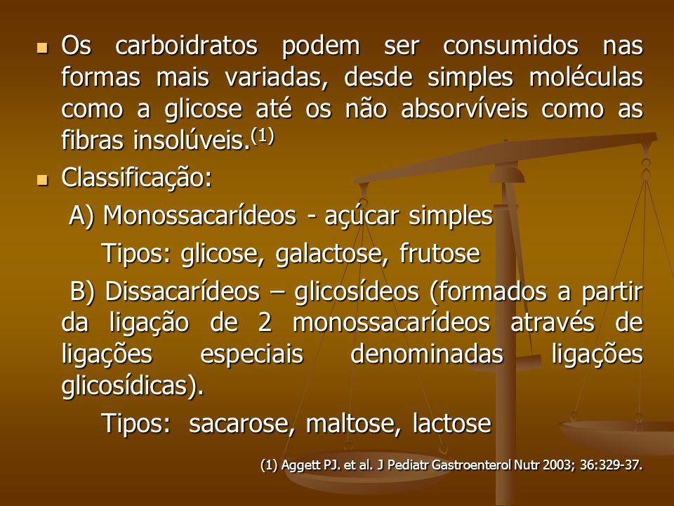 C) Galactosemia tipo 3 É a deficiência do metabolismo da galactose caracterizado pela deficiência da atividade da uridil difosfo galactose-4- epimerase, resultando em 2 formas da doença, a saber: 1- forma inicial; 2- forma grave.