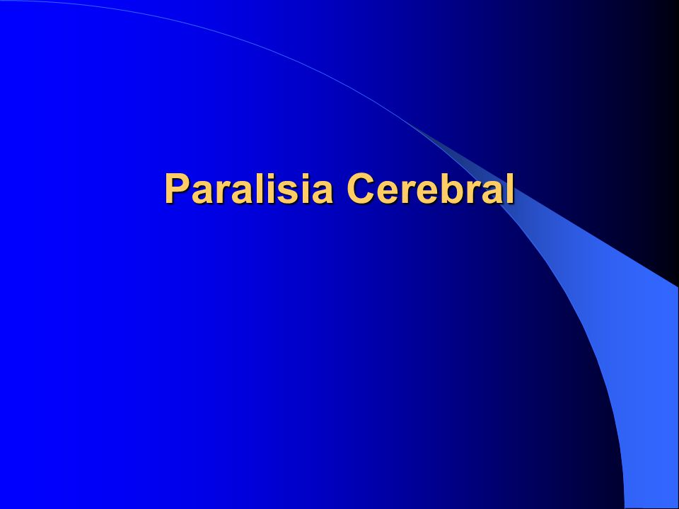 Definição de PC O termo PC é abrangente, que compreende uma grande variedade de fatores causadores e descreve a evolução de distúrbios da função motora secundários a uma patologia não progressiva do cérebro imaturo.