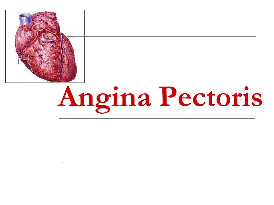 Angina Pectoris.