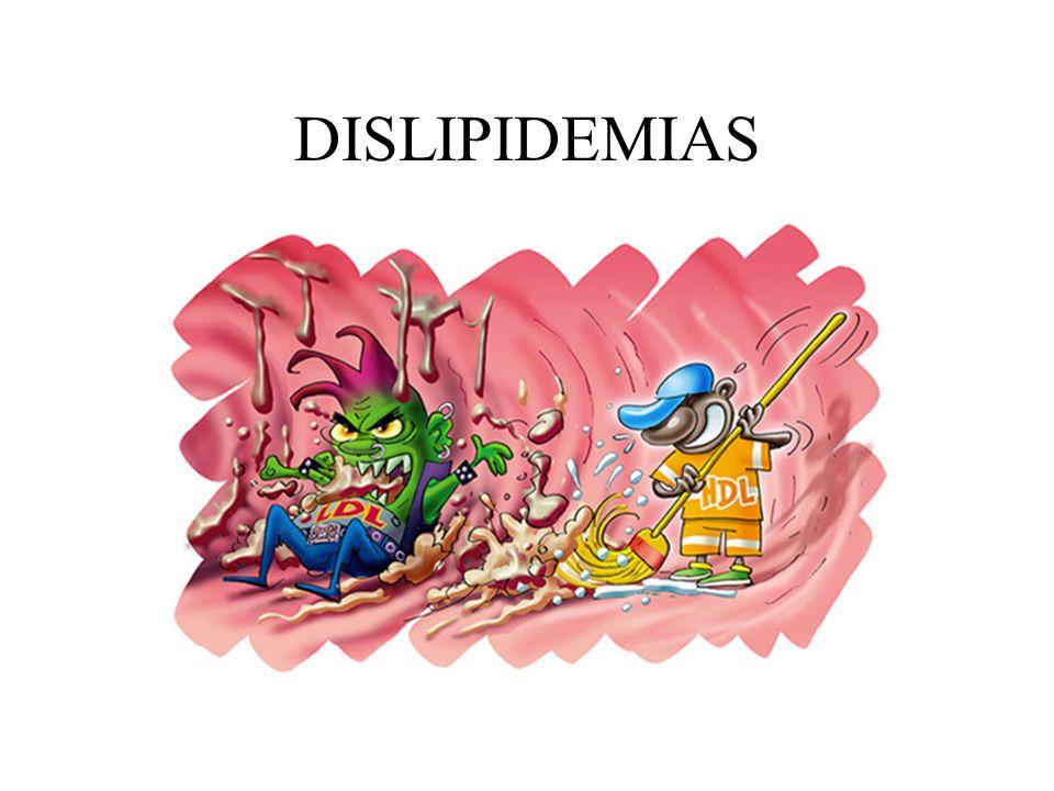 DISLIPIDEMIAS